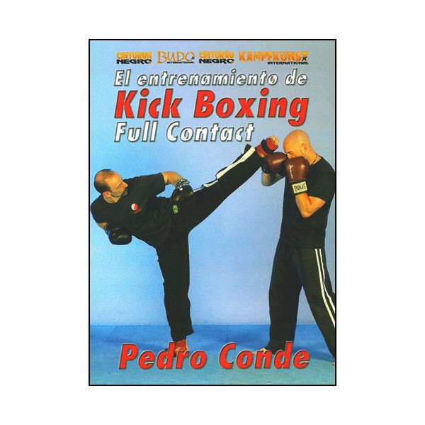 Entraînement de Kick Boxing, Full Contact - P Conde