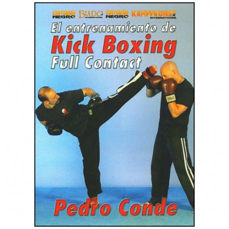Entraînement de Kick Boxing, Full Contact - P Conde