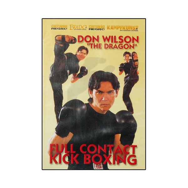 Full Contact Kick Boxing - Don Wilson