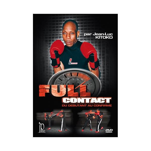 Full Contact, du débutant au confirmé - Jean-Luc Kitoko