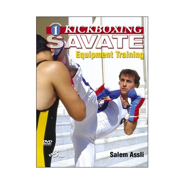 Kickboxing Savate vol.1 : equipment training - Salem Assli (angl)