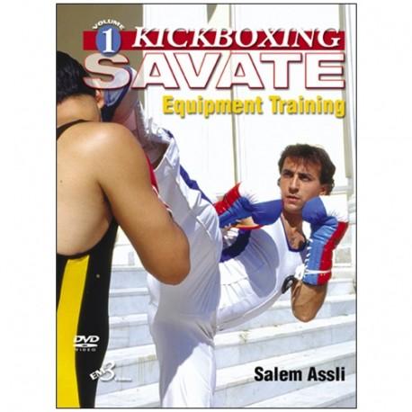 Kickboxing Savate vol.1 : equipment training - Salem Assli (angl)