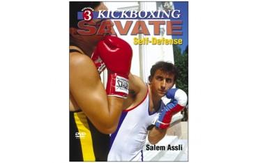 Kickboxing Savate vol.3 : self-defense - Salem Assli (angl)