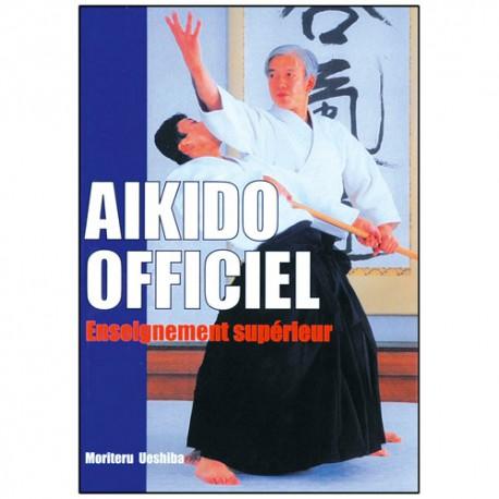 Aikido Officiel, Enseig. supérieur - Moriteru Ueshiba