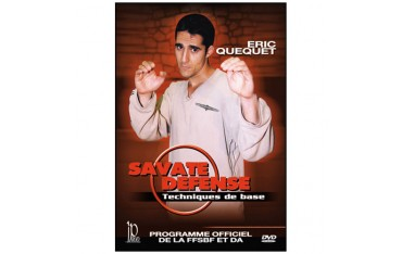 Savate défense, techniques de base - Eric Quequet