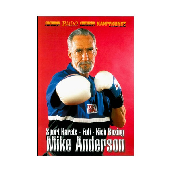 Sport Karate, Full, Kick Boxing - Mike Anderson