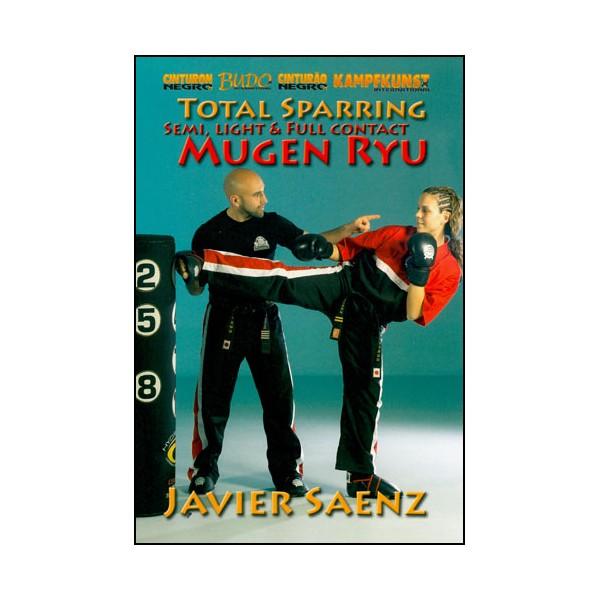 Total sparring Mugen Ryu - Javier Saenz