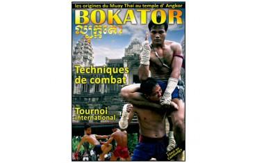 Bokator techniques de combat (muay thai)
