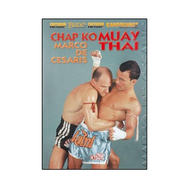 Chap Ko Muay Thai - Marco de Cesaris