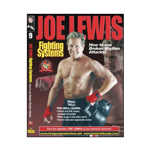 Joe Lewis How to use Broken Rhythm Attacks - J Lewis