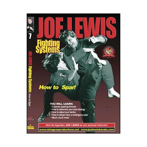 Joe Lewis, 7 How to Spear - J Lewis