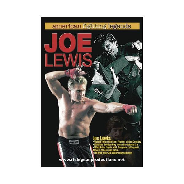 Joe Lewis, American Fightings legends - J Lewis