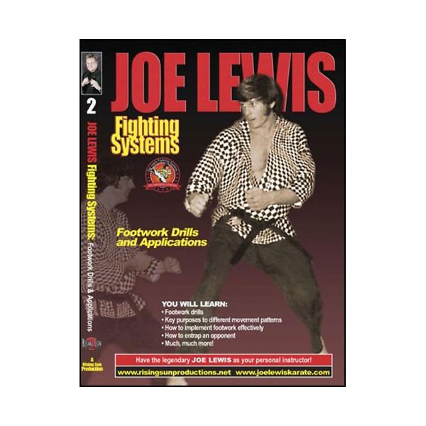 Joe Lewis, Footwork - J Lewis