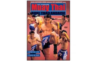 Muay Thai, Coffret de 4 DVD