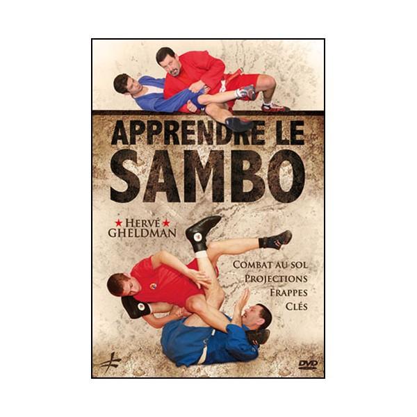 Apprendre le Sambo - Gheldman