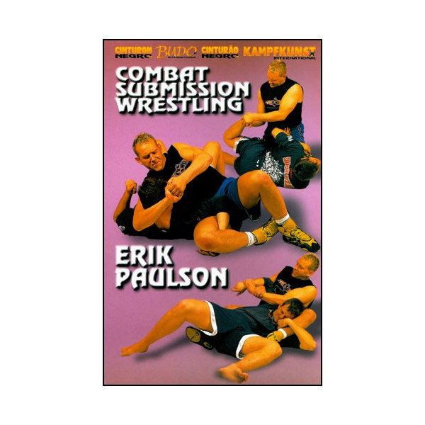 Combat Submission Wrestling, vol.1 - Erik Paulson
