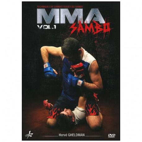 MMA Vol.1 Sambo - Gheldman