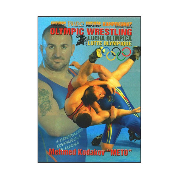 Olympic Wrestling,lutte Olympique - Meto