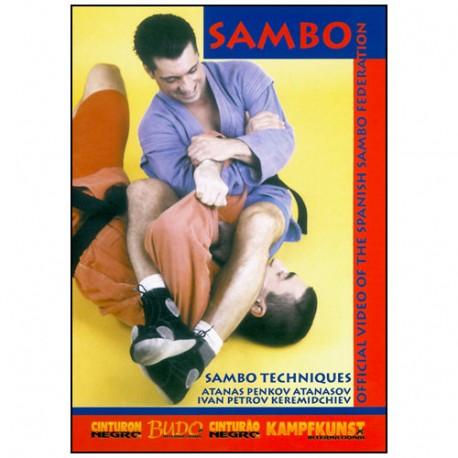 Sambo Techniques - Atanas P. Atanasov/Ivan P. Keremidchiev