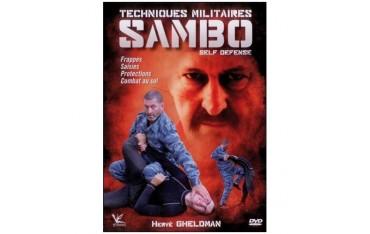 Sambo techniques militaires Self-défense - Gheldmann