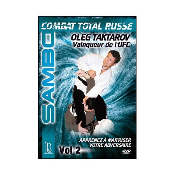 Sambo vol.2, Combat Total Russe - Oleg Taktarov