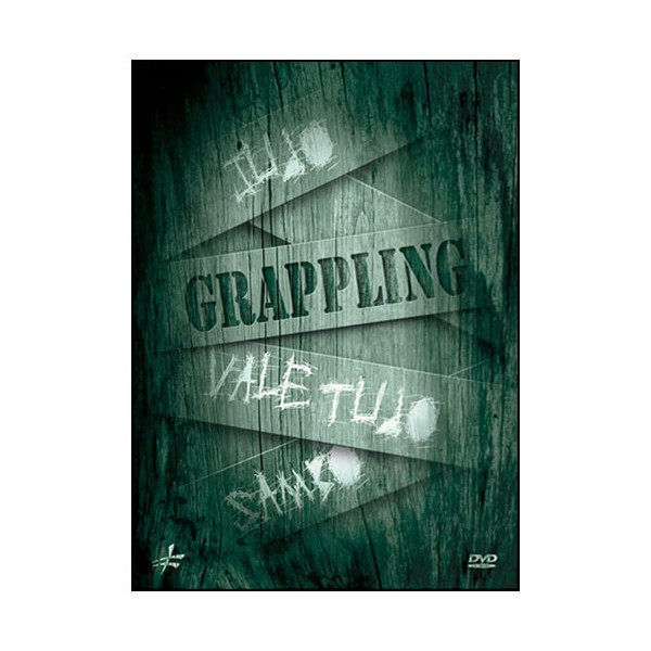 Coffret Grappling (dvd.178 - dvd.206 - dvd.227)