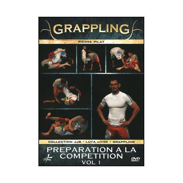 Grappling préparation à la compétition - Pilat