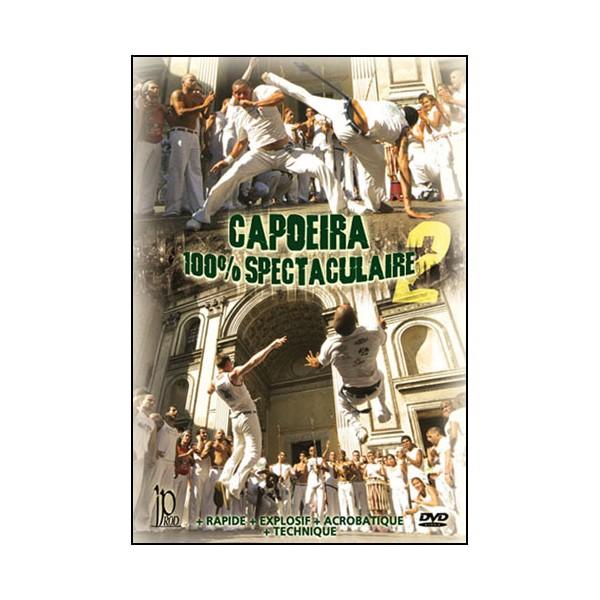Capoeira 100% spectaculaire, Vol.2 - groupe Capoeira Brasil