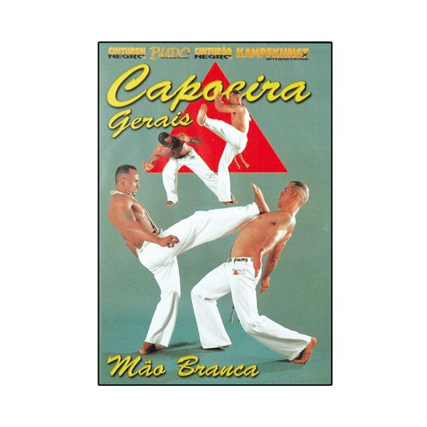 Capoeira Gerais - Mao Branca