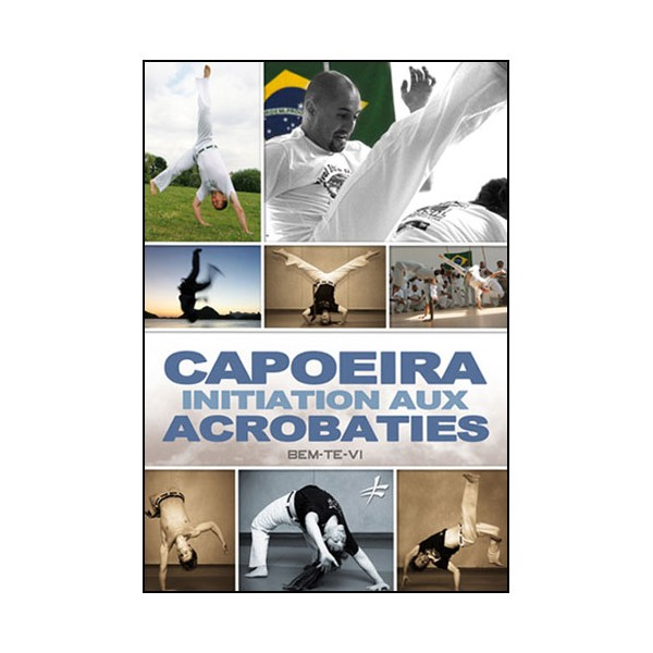 Capoeira initiations aux acrobaties - Bem-te-vi