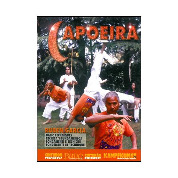 Capoeira, techniques de base - Ruben Garcia