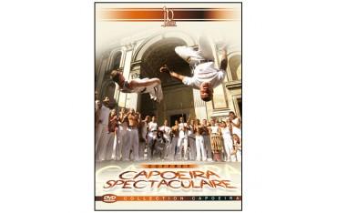 Coffret Capoeira spectaculaire (dvd.07- dvd.16- dvd.154)