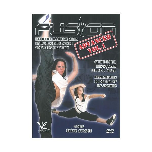 Extrême martial arts avancé Vol1 tech de mains & jambes - Chloé Bruce