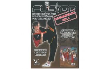 Extrême martial arts intermédiaire Vol.1 mains & jambes - Chloé Bruce