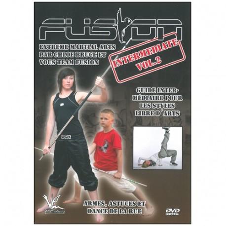 Extrême martial arts intermédiaire Vol.2 armes, danse - Chloé Bruce