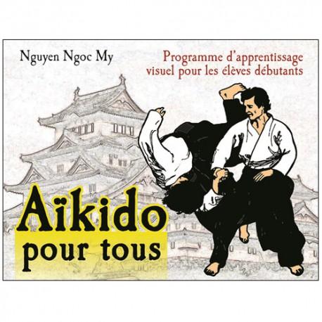 Aikido pour tous (BD) - Nguyen Ngoc-My