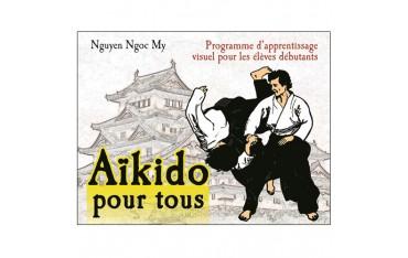 Aïkido pour tous en BD - Nguyen Ngoc My