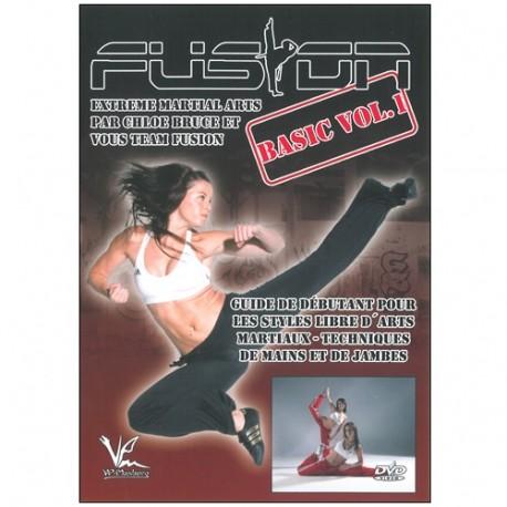 Extrême martial arts vol.1 Basic tech de mains & jambes - Chloé Bruce