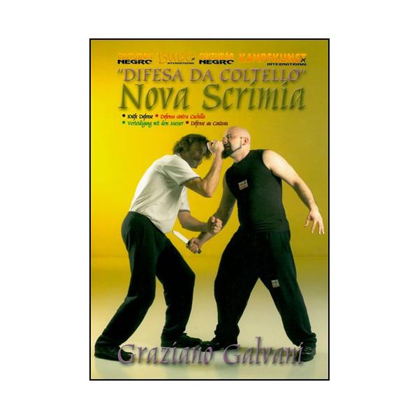 Nova Scrimia, défense contre couteau - Graziano Galvani