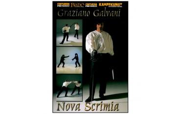Nova Scrimia, escrime, épée, poignard, bâton - Graziano Galvani
