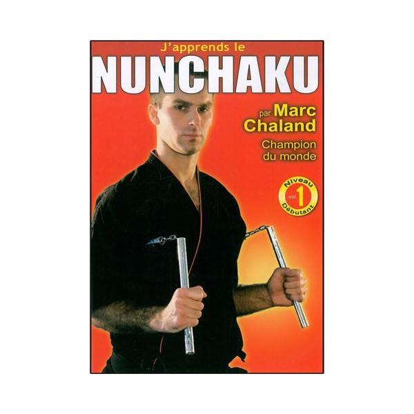 J'apprends le Nunchaku Vol.1 débutant - M Chaland