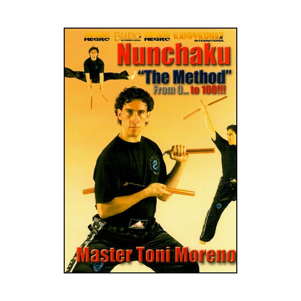 Nunchaku the Method - Toni Moreno