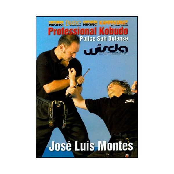Professional Kobudo,police self defense - JL Montes