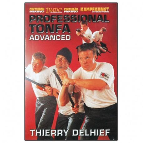 Professional Tonfa Advanced - Thierry Delhief