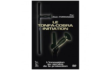Tonfa cobra - Alain Formaggio