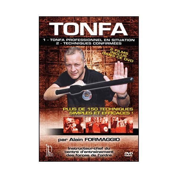 Tonfa professionnel en situation & tech. confirmées - Alain Formaggio