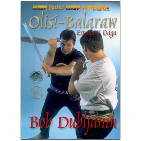 Olisi-Balaraw, épée et dague - Bob Dubljanin