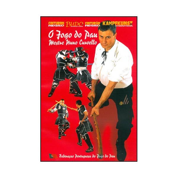 O Jogo Do Pau, Le Jeu de Bâton Portugais - Nuno Curvello