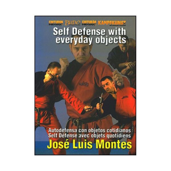 Self Défense avec objets quotidiens - JL Montes