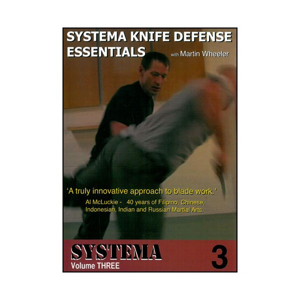 Systema Wheeler 3, Knife defense essentials - Wheeler